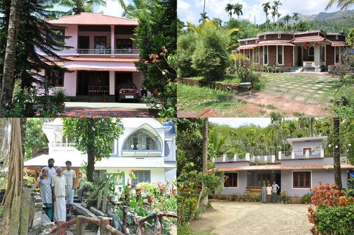 home stay kerala