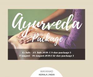 Ayurveda package