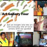 Art Gallery Tour in the Uravu Bamboo Grove Resort